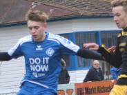 Jugendfußball: Ecknacher U19 übernimmt Tabellenführung