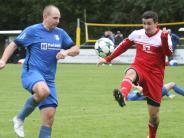 Fußball-Bezirksliga: Adelzhausen beim Aufsteiger