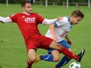 Fußball-Kreisliga: Rehling stellt sich Primus in den Weg