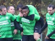 Fußball-Kreisklasse: Oberbernbach schultert Pflichtaufgabe