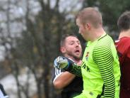 Fußball-Bezirksliga: Hollenbach weiter im Abwärtstrend