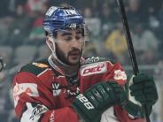Eishockey: Panther-Stürmer Trevor Parkes kann wieder spielen