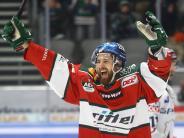 """Eishockey: """"Mit Schönspielen wird es schwierig"""""""