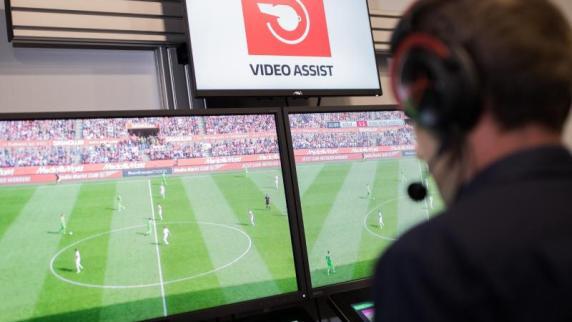 DFB gibt mehr Spielraum für die Video-Assistenten