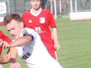 Fußball-Bezirksliga: Hollenbach kämpf gegen Abwärtstrend