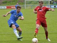 Fußball-Landesliga: Ichenhausen ist fit, mutig und selbstbewusst