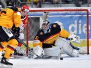 Deutschland Cup: DEB-Team mit2:8-Debakel beim Olympia-Test gegenRussland