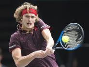 ATP-Weltmeisterschaft: Zverev freut sich auf «spezielle» Stimmung bei Finals