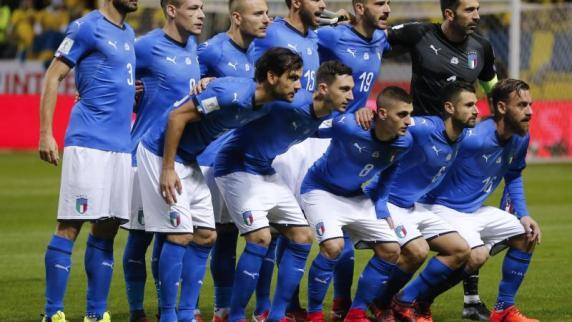LIVE! Italien bangt gegen Schweden um die WM 2018