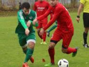 Fußball-Bezirksliga: Später Ausgleich