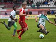 Bayernliga: Rain verschenkt zwei Punkte