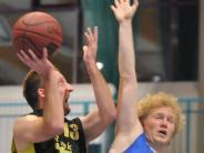 Basketball: Ein Korb wie zugenagelt
