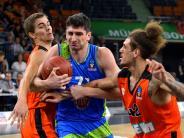 Basketball-Eurocup: Die Türken sind schwer zu stoppen