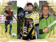 Mitmachen: Wer wird Sportler des Monats?