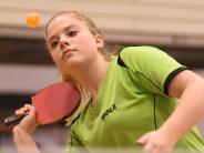 Tischtennis: Lea Polaschek ist Schwäbische Meisterin