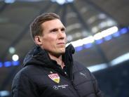 VfB-Coach im Interview: Wolf: Fehler in der Bundesliga werden knallhart bestraft