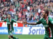 FC Augsburg: Historische Derbys gegen München: Bringt das 13. Spiel Augsburg Glück?