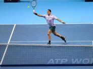 Tennis-WM: Federer bleibt beiATP-WMungeschlagen - Sieg über Cilic