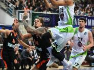 Basketball: Ein ehemaliger Ulmer hebt ab