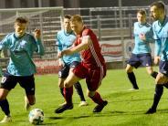 Regionalliga Bayern: Mit Schwung aus dem Derbysieg