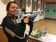 Luftgewehr-Gauoberliga: Duelle auf Augenhöhe