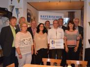 VfB Bächingen: Vorbildliche Vereinsarbeit belohnt
