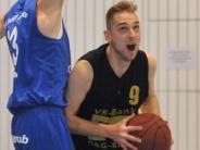 Basketball: TSV Diedorf zieht auf und davon