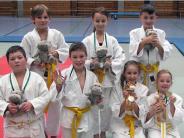 Judo: Ellgauer Doppelerfolg