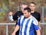 Fußball: Rehling beim Aufsteiger unter Druck