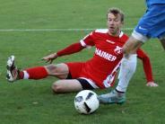 Fußball-Landesliga: Aindling wirft sich nochmals rein
