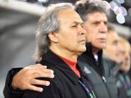 """Fußball: """"Feind der Nationalmannschaft"""": Algerien-Trainer Madjer rastet aus"""