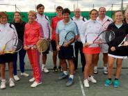 Tennis: Meisterlich in Doppel und Mixed
