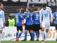 Regionalliga: Zwei Freistöße ins Herz der Ulmer Spatzen