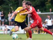 Fußball-Bayernliga: Verschlafener Start wird bestraft