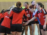 Handball: Frauen Landesliga: Die Treffsicherheit der Gundelfingerinnen kam zu spät