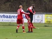 Fußball-Bezirksliga: Adelzhausen obenauf