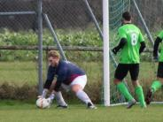 Fußball-Kreisklasse: Oberbernbach hält die Punkte fest