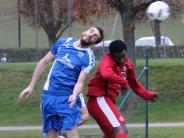 Fußball-A-Klasse: Duelle auf Augenhöhe