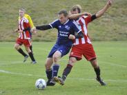 Fußball-Kreisliga Nord: Kein Sieger im harten Abstiegsduell