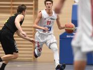 Basketball: Kangaroos auf verlorenem Posten