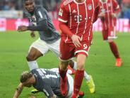 Bundesliga: Lewandowski bringt den FCA zu Fall