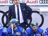 Eishockey: Larry Mitchells Rückkehr nach Augsburg: Krise im Gepäck