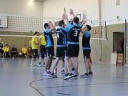Volleyball-Bezirksklasse: Inchenhofen jubelt zumindest einmal