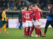2. Liga: Kaiserslautern dreht Kellerduell: 2:1 in Dresden