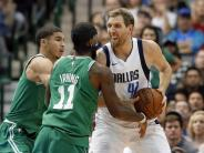 NBA-Basketball: Nowitzki verpasst Sensation mit Dallas – Schröder verliert
