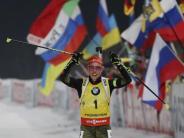 Start in Biathlon-Saison: Laura Dahlmeier vor nächster Gold-Mission