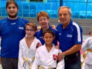 Judo: Meringer kämpft sich auf zweiten Rang