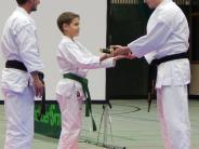 Karate: Karate-Dojo feiert neuen DAN-Träger