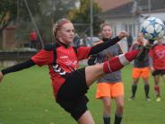 Frauenfußball: Ein letzter Spitzentanz