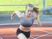 Leichtahletik: Porträt: Sprinterin Katrin Wörmann